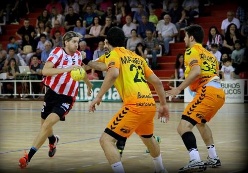 Cuatro partidos inauguran la Jornada 12 de la Liga ASOBAL